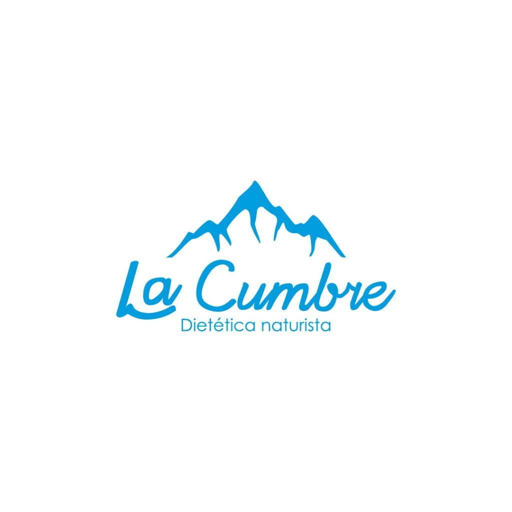 Diseño logo Dietética La Cumbre